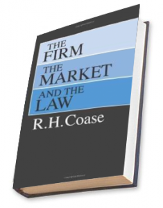 The Firm, the Market, & the Law (Coase)