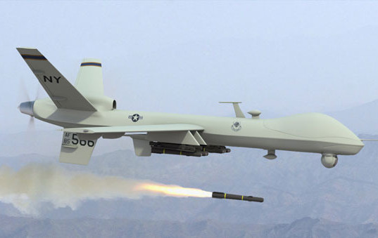 drone strike