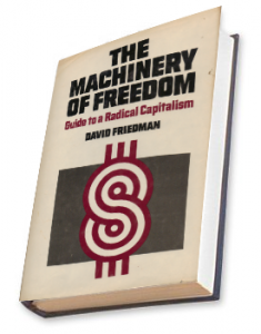 The Machinery of Freedom (Friedman)